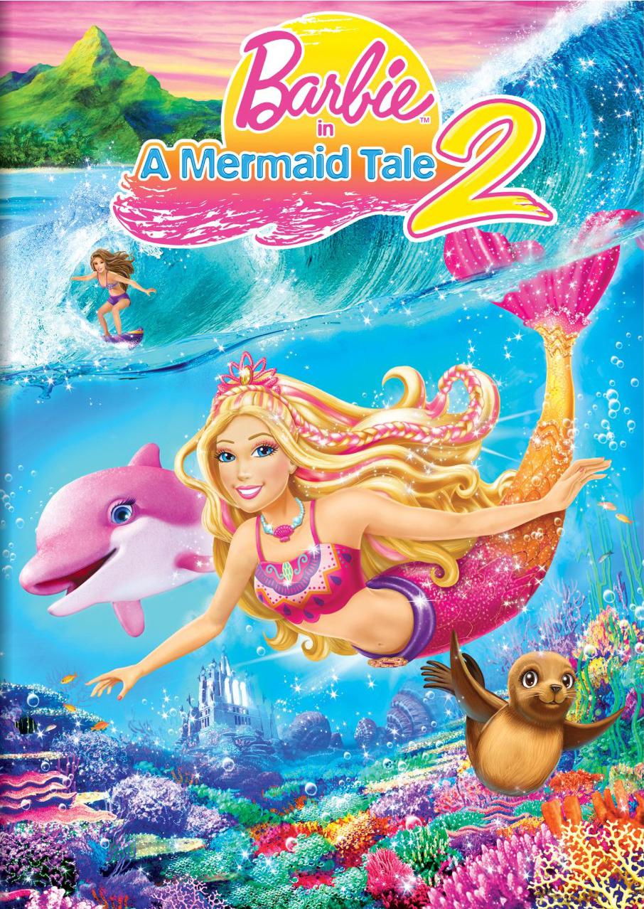 Movie at main barbie in a mermaid tale 2 lethbridge - Barbi sirene 2 film ...