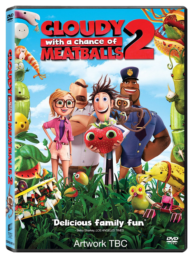cloudy with a chance of meatballs 2 book pdf