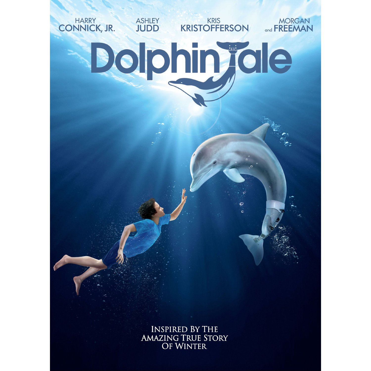 Dolphin's Tale Feel free to bring your own