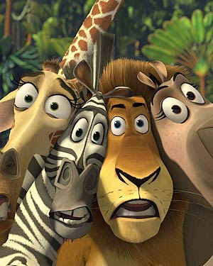 Movie: Madagascar at The Crossings Branch | Lethbridge Public Library